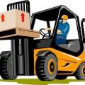 Forklift operatörleri için güzel bir animasyon